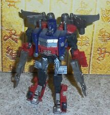 Transformers Dark of The Moon OPTIMUS PRIME Complete Cyberverse Dotm