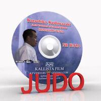 Judo.Katsuhiko Kashiwazaki.El método japonés de lucha en tierra (solo disco).
