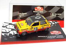 Ixo Presse Rallye Monte Carlo 1/43 - Renault 5 Alpine Turbo 1978