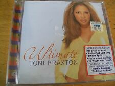 TONY BRAXTON ULTIMATE DCD SIGILLATO