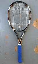 Pacific X Fast Pro 4 3/8 With Case Tennis Racquet