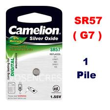 Sr927sw/sr57 pile montre oxyde d'argent 1.55V Livraison Gratuite et rapide