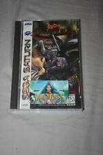 Dragon Force - Sega Saturn - OVP Komplett - Working Designs - US NTSC Version