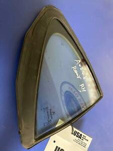 Rear Vent Glass/window ACURA TLX Right 15 16 17