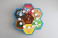Settlers of Catan | Clock. Gift for gamer. Wooden Clock. Handmade. Custom, Wood,