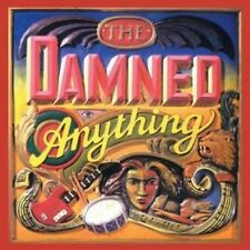 The Damned - Anything (NEW 2CD)