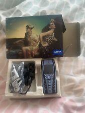 Nokia 7250i -G. Blue (Ohne Simlock) Handy Unbenutzt Original