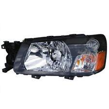 Fits SUBARU FORESTER 2005 Headlight Left Side 84001-SA310 Car Lamp Auto