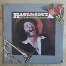 Raul De Souza Sweet Lucy 1977 Vinyl LP Capitol Records ST-11648