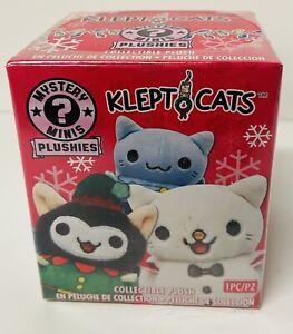 Funko Kleptocats Holiday Christmas Santa Leo Mystery Minis Plush Figure-New