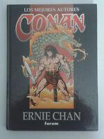 Los mejores autores de Conan Nº 05 Ernie Chan FORUM