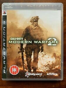 Call of Duty Modern Warfare 2 PS3 Game for Sony PlayStation 3