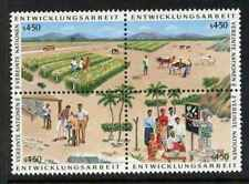 United Nations - Vienna 61a MNH UN Development Program trees, Agriculture