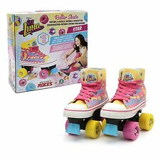 Soy Luna Disney Roller Skates Star Original TV  Size 36/37 Giochi Preziosi 2017