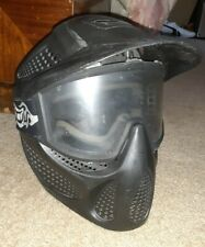 New listing Jt Paintball Mask Black Used