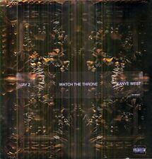 Jay-Z / Kanye West - Watch the Throne [New Vinyl LP]