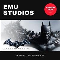 Batman: Arkham Origins (PC) Steam Key Region Free
