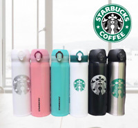 Limited Edition Starbucks Stainless Steel 16oz Skinny Water Bottle Mug Cup 2020