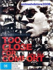 DARREN HAYES - Too Close For Comfort TOUR FILM - Live Music DVD NEW SEALED Reg 4