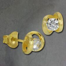 Zirkon-Schönheits Mode-Ohrschmuck für Damen