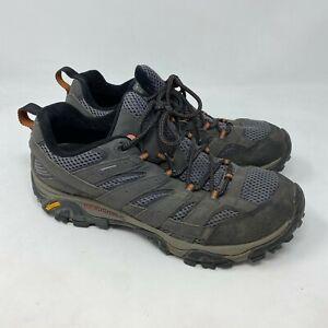 Merrell Mens Moab 2 Gore-tex hiking shoes sz 10.5