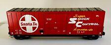 MTH 20-93239 Santa Fe 50 Ft. Hi Cube Boxcar (MTHRCC -2005) NIB