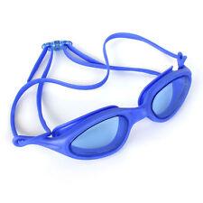 PC Anti-fog UV Swimming Protect Goggles Glasses Adjustable Strap Unbranded 700F