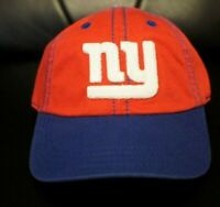 New York Giants Infant Adjustable Hat! FREE SHIPPING!
