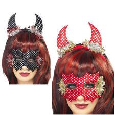 Maschere horror in plastica per carnevale e teatro