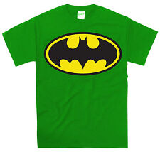 BAT MAN UNISEX T SHIRT 100% COTTON tshirt t-shirt