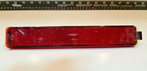 NEW OEM RED REAR BUMPER REFLECTOR BUICK/CADILLAC/CHEVY/GMC/PONTIAC [AH0108-12]
