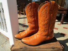 Vintage Men's Western Style Boots