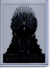 Game of Thrones Season 8 Acetate Insert Card T14