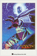 1996 Spiderman Premium Cards Canvas Subset No3 Of 6 (1 card)