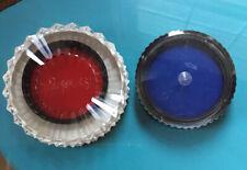 35mm Film Camera Filter Lot Tiffen Red 1 (25) 67mm Hoya 67mm Blue 80A Lenses