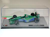 MICHAEL SCHUMACHER Jordan 191 F1 Racing Car 1991 - Collectable Model -1:43 Scale