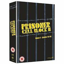 Prisoner Cell Block H: Vol 6 Complete Series Box Set Collection | New | DVD