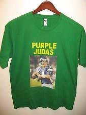 Brett Favre Minnesota Vikings Green Bay Packers Football Quarterback T Shirt Lrg