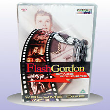 Flash Gordon - Space Soldiers Vol.1 - DVD PAL - New & Sealed