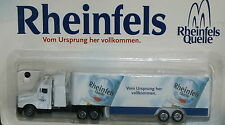 Grell Kenworth Rheinfels Quelle promo Delivery Lorry in 1:87