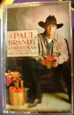 A Paul Brandt Christmas: Shall I Play for You (Cassette, 1999, Reprise) NEW