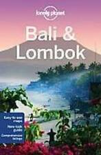 Lonely Planet Bali & Lombok (Travel Guide)-ExLibrary