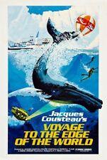 Jacques Cousteau Movie Poster 11x17 Mini Poster (28cm x43cm)