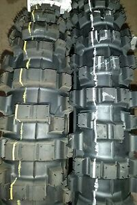 Enduro  Reifensatz Dunlop  D952 100/90/19 80/100/21 Rmz Kxf Crf Gasgas Sxf Ktm