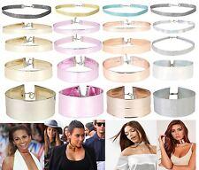 Womens New Holographic Choker Necklace DollzKill Glam Glitter Fashion Jewellery