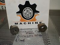 """Browning (1) CHJP4 1"""" & (1) CHJP4 5/8""""  Jaw Couplings Used With Warranty"""