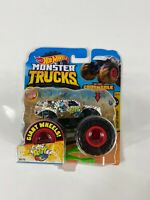 2020 HOT WHEELS POTTY CENTRAL MONSTER TRUCK