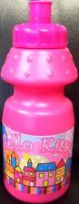 Hello Kitty Plastic Sports Water Bottle 350ml New