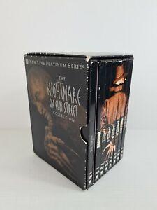 The Nightmare on Elm Street Collection New Line Platinum Series x8 DVD Box Set