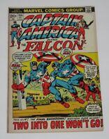 Captain America #156 William Burnside Appearance 1972 Marvel Comics VF